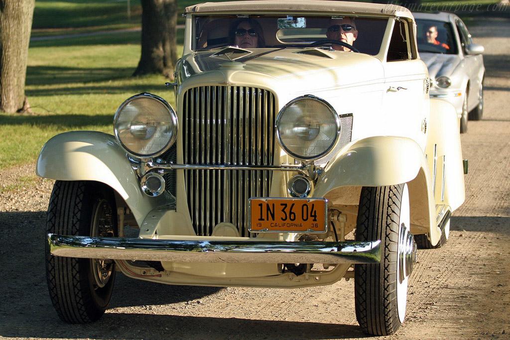 Duesenberg Model J Roadster by Bohman & Schwartz    - 2008 Meadow Brook Concours d'Elegance
