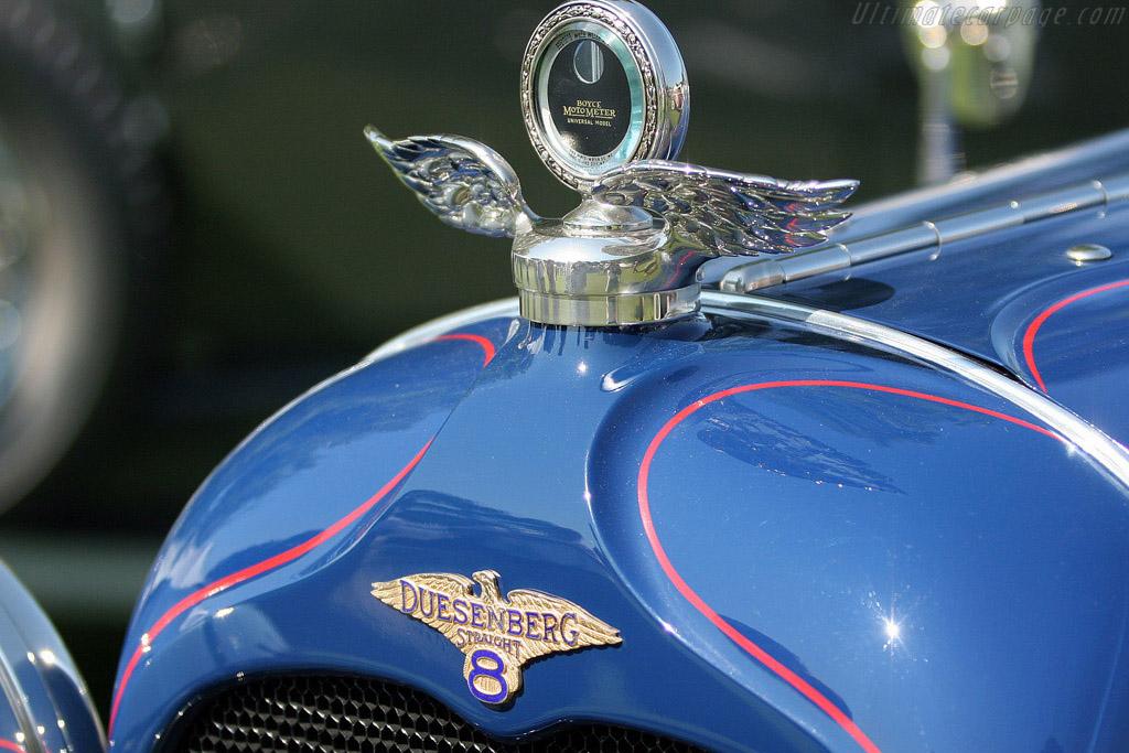 Duesenberg Model X McFarlan Boattail Roadster - Chassis: D 96 E   - 2008 Meadow Brook Concours d'Elegance