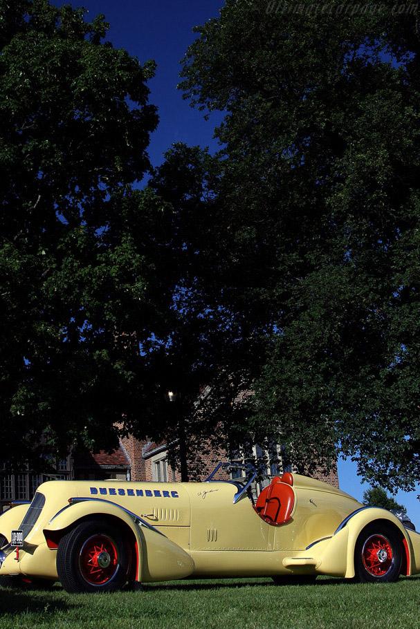 Duesenberg Mormon Meteor - Chassis: J-557   - 2008 Meadow Brook Concours d'Elegance