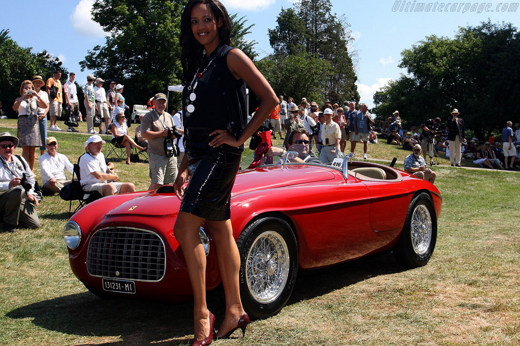 Ferrari 166 MM Touring Barchetta - Chassis: 0006M   - 2008 Meadow Brook Concours d'Elegance