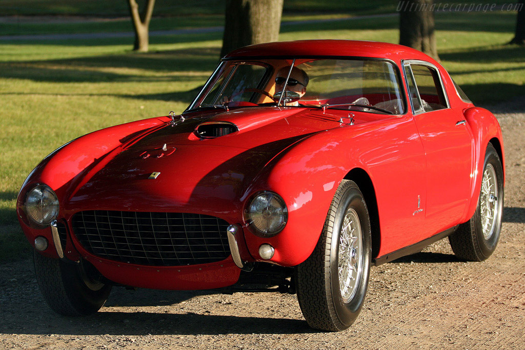 Ferrari 375 MM Berlinetta - Chassis: 0472AM   - 2008 Meadow Brook Concours d'Elegance