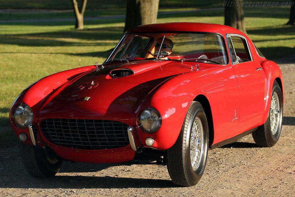 Ferrari 375 MM Berlinetta - Chassis: 0472AM  - 2008 Meadow Brook Concours d'Elegance