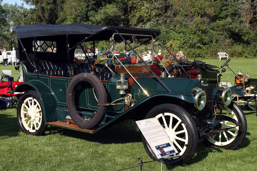 Havers Six-44 Touring Car    - 2008 Meadow Brook Concours d'Elegance