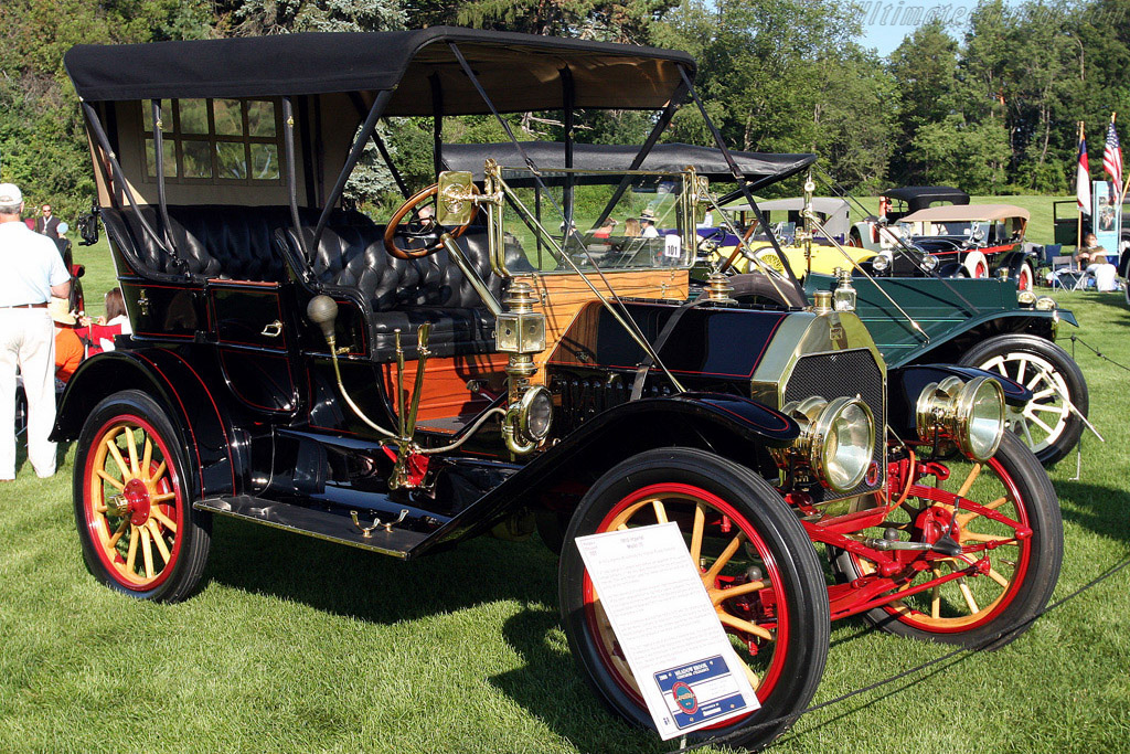 Imperial 35 5-Passenger Touring    - 2008 Meadow Brook Concours d'Elegance