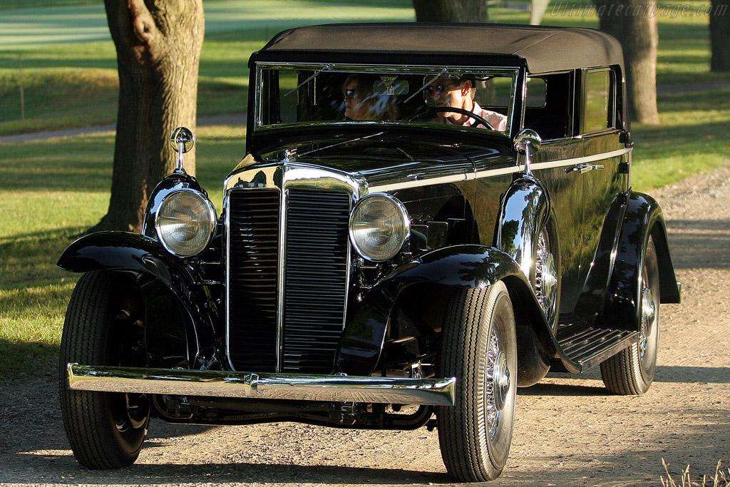Marmon Sixteen Four Door Convertible Sedan    - 2008 Meadow Brook Concours d'Elegance
