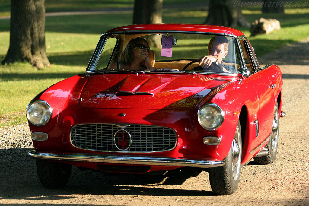 Maserati 3500 GTi Coupe    - 2008 Meadow Brook Concours d'Elegance