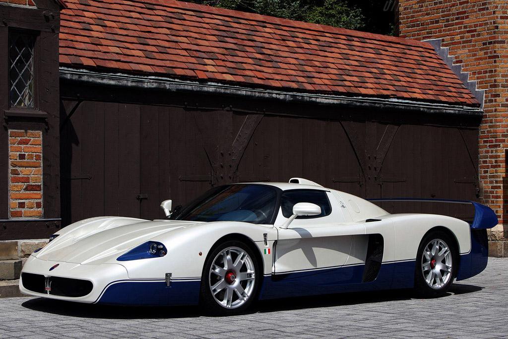 Maserati MC12    - 2008 Meadow Brook Concours d'Elegance