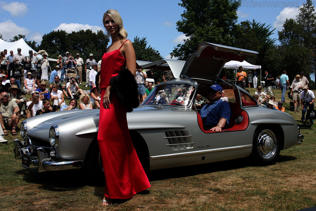 Mercedes-Benz 300SL Gullwing    - 2008 Meadow Brook Concours d'Elegance