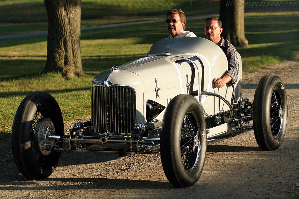 Miller 2-Man Championship Car    - 2008 Meadow Brook Concours d'Elegance