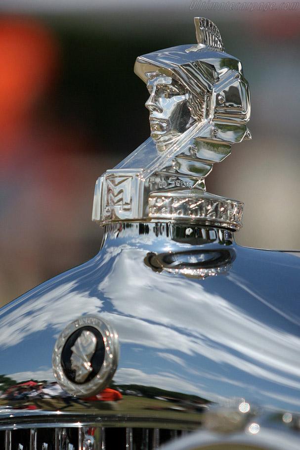 Minerva Van Den Plas 3 Position Cabriolet    - 2008 Meadow Brook Concours d'Elegance