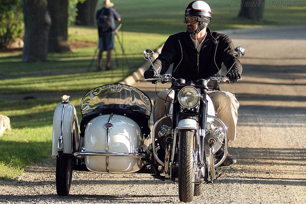 Moto Guzzi Eldorado with Swallow Sidecar    - 2008 Meadow Brook Concours d'Elegance
