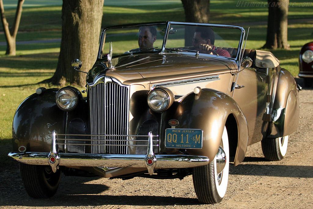 Packard Darrin Convertible    - 2008 Meadow Brook Concours d'Elegance