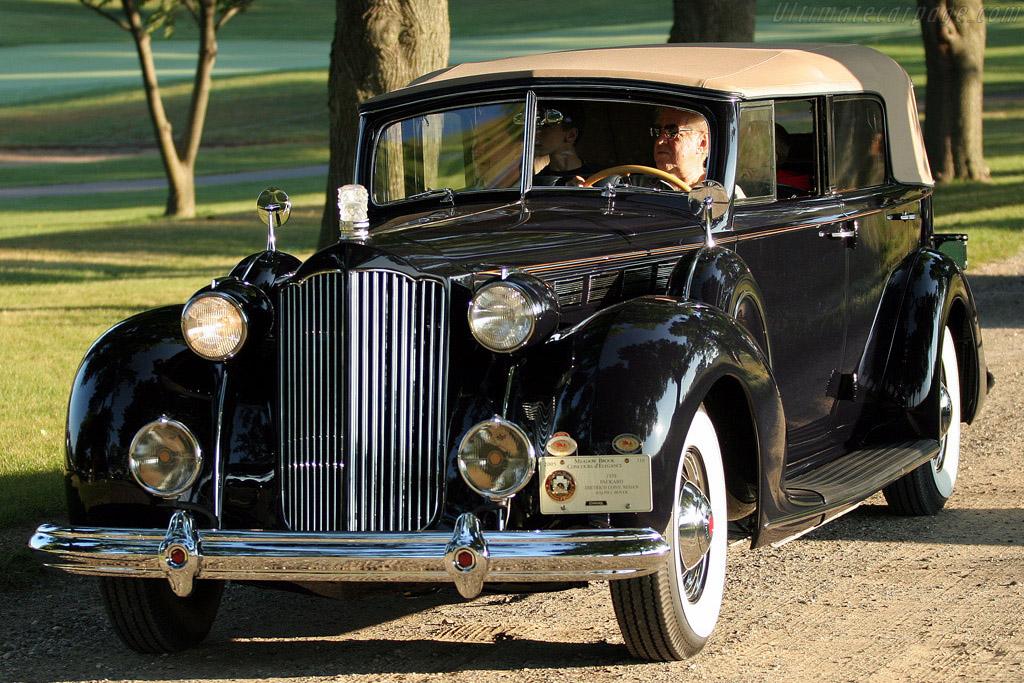 Packard Dietrich Convertible Sedan    - 2008 Meadow Brook Concours d'Elegance