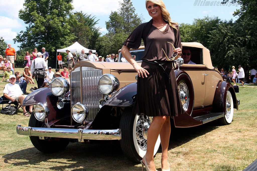 Packard Model 1001 Convertible Roadster    - 2008 Meadow Brook Concours d'Elegance
