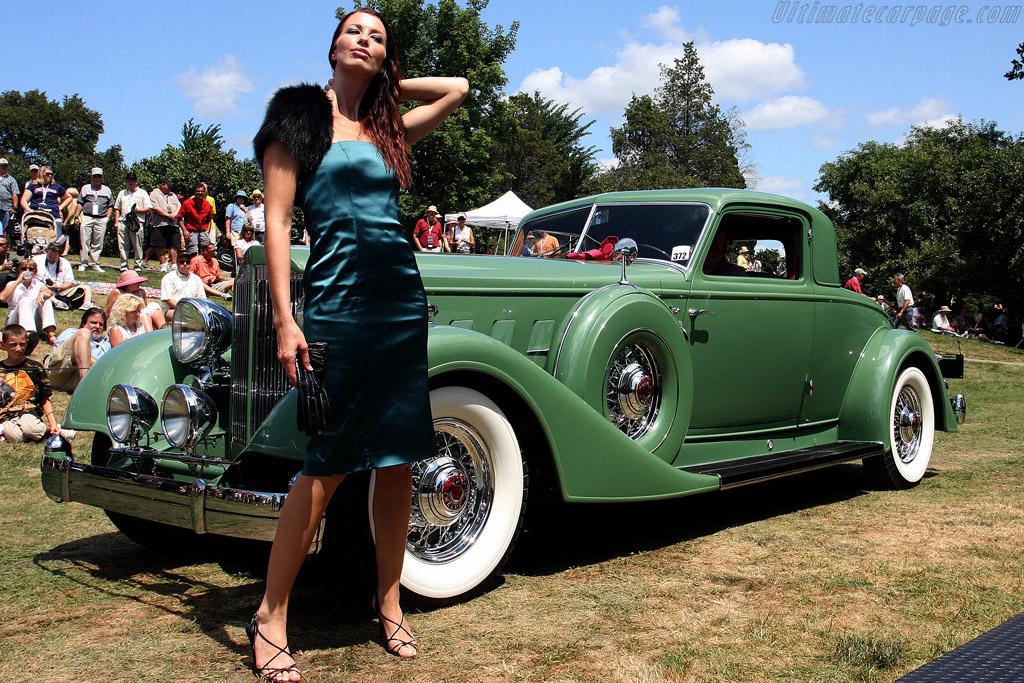 Packard Twelve Dietrich    - 2008 Meadow Brook Concours d'Elegance