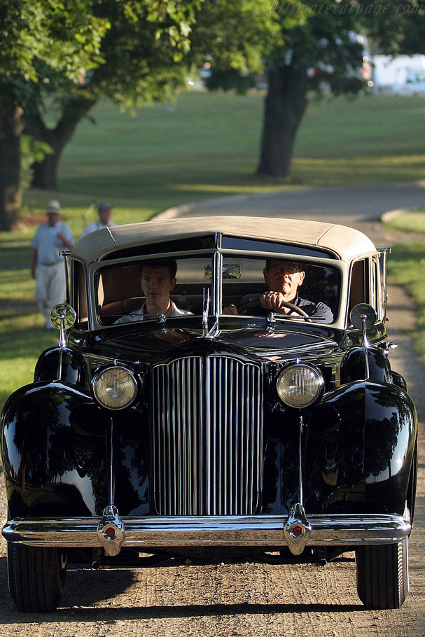 Packard V-12 Touring Brunn Cabriolet    - 2008 Meadow Brook Concours d'Elegance