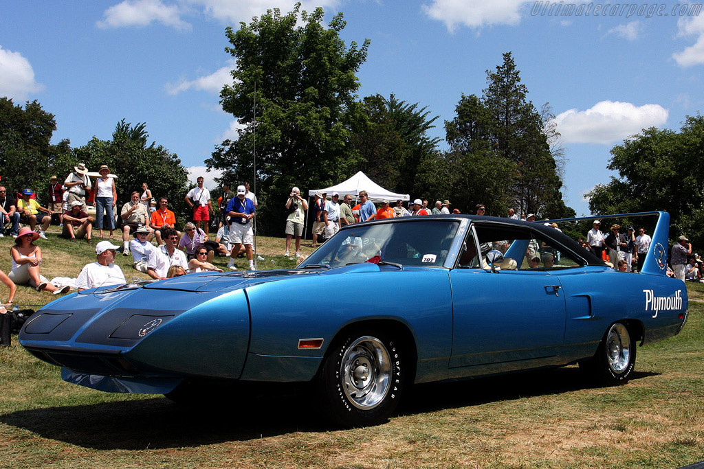 Plymouth Roadrunner Superbird    - 2008 Meadow Brook Concours d'Elegance