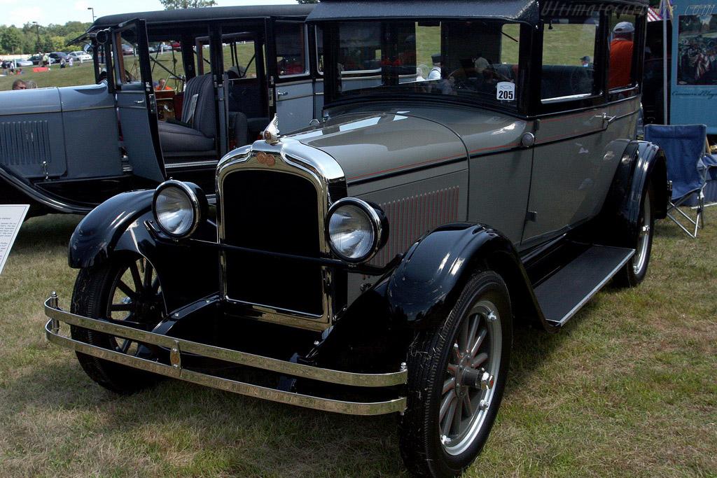 Pontiac 6-27 2 Door Coach    - 2008 Meadow Brook Concours d'Elegance