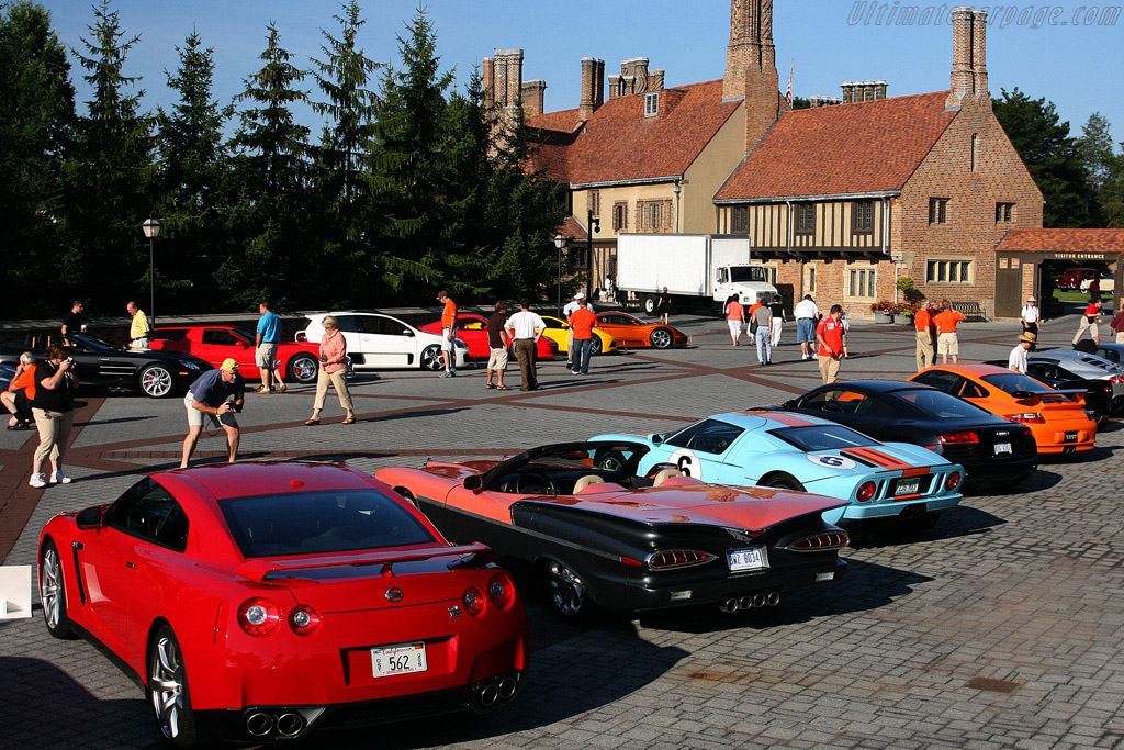 Supercars    - 2008 Meadow Brook Concours d'Elegance