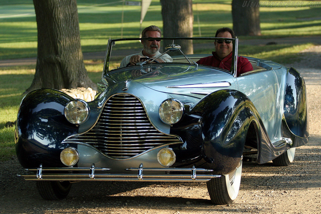 Talbot Lago T26 Figoni & Falaschi - Chassis: 100109   - 2008 Meadow Brook Concours d'Elegance