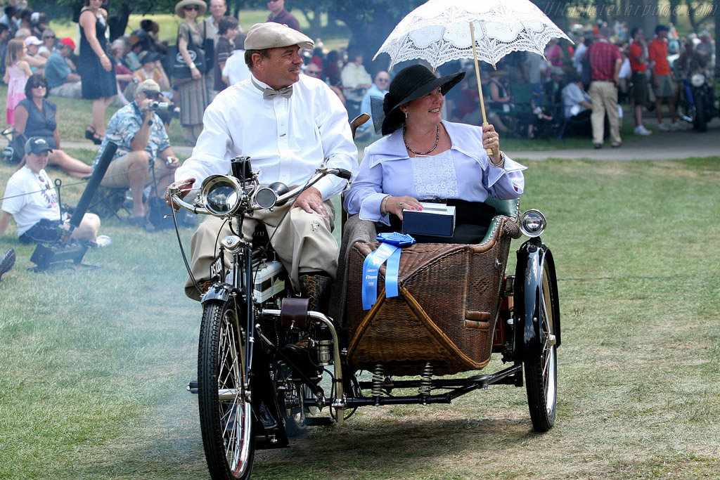 Triumph Type C with Wicker Sidecar    - 2008 Meadow Brook Concours d'Elegance