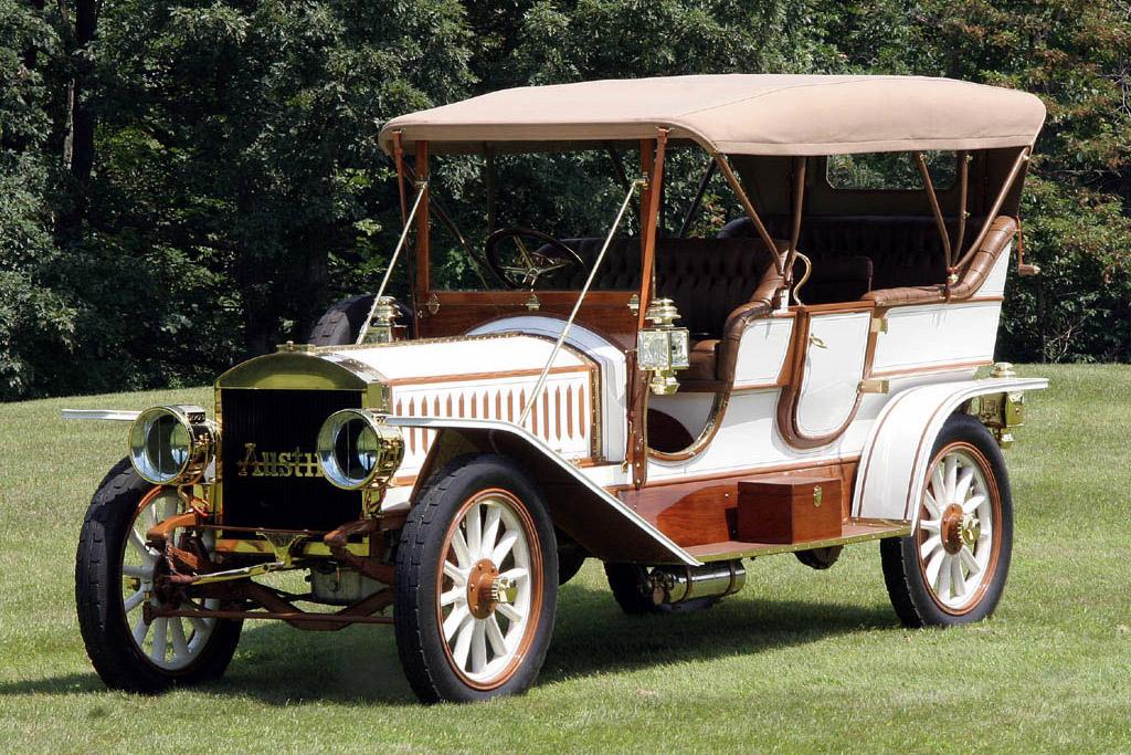 Austin 60    - 2006 Meadow Brook Concours d'Elegance