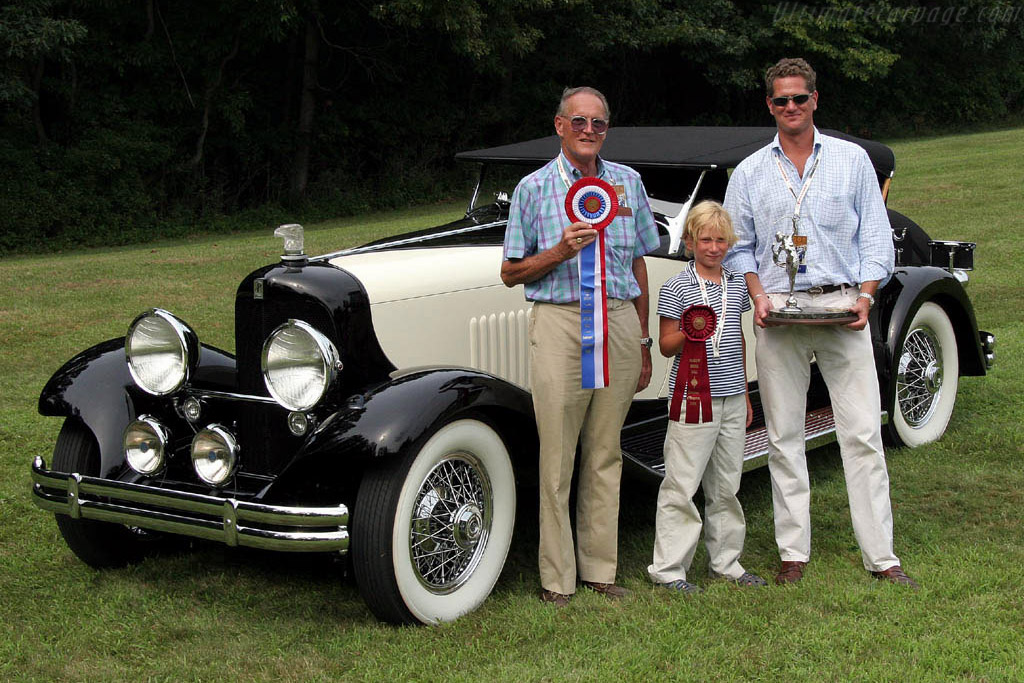 Best in Show American    - 2006 Meadow Brook Concours d'Elegance