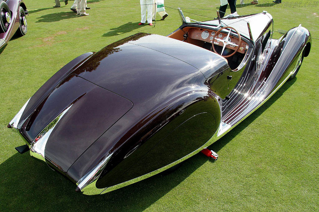 Bugatti Type 57 C Roadster    - 2006 Meadow Brook Concours d'Elegance