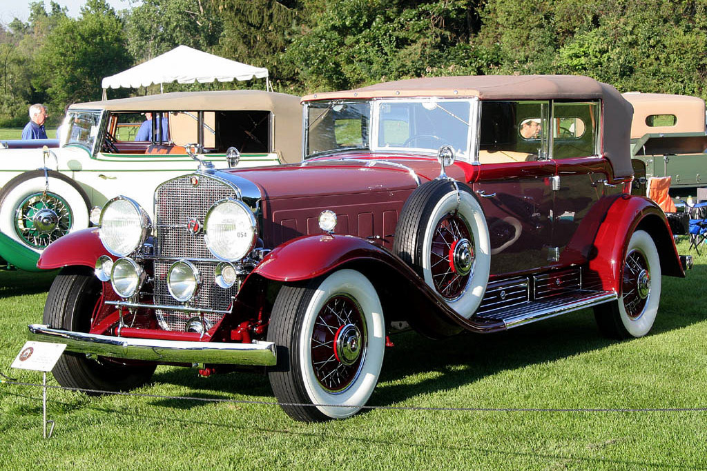 Cadillac V16 All-Weather Phaeton    - 2006 Meadow Brook Concours d'Elegance