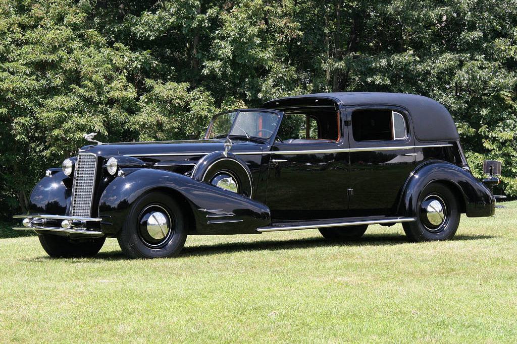 Cadillac V16 Town Car    - 2006 Meadow Brook Concours d'Elegance