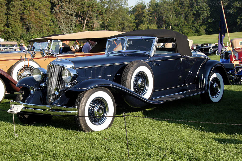 Chrysler Custom Imperial Roadster    - 2006 Meadow Brook Concours d'Elegance