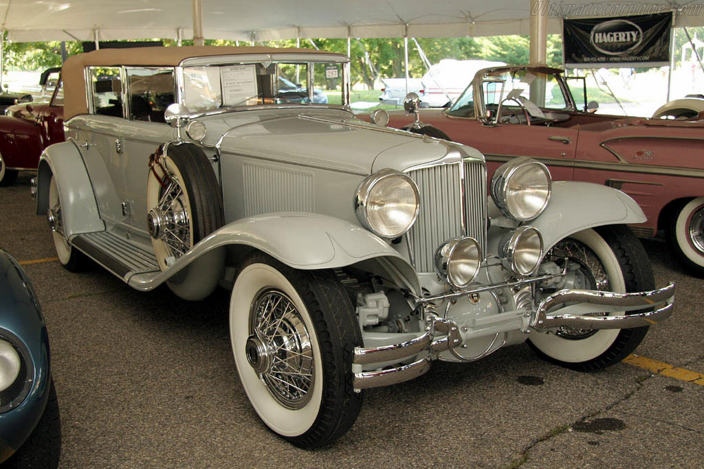 Cord L-29 Convertible Sedan - Chassis: FDA3837   - 2006 Meadow Brook Concours d'Elegance