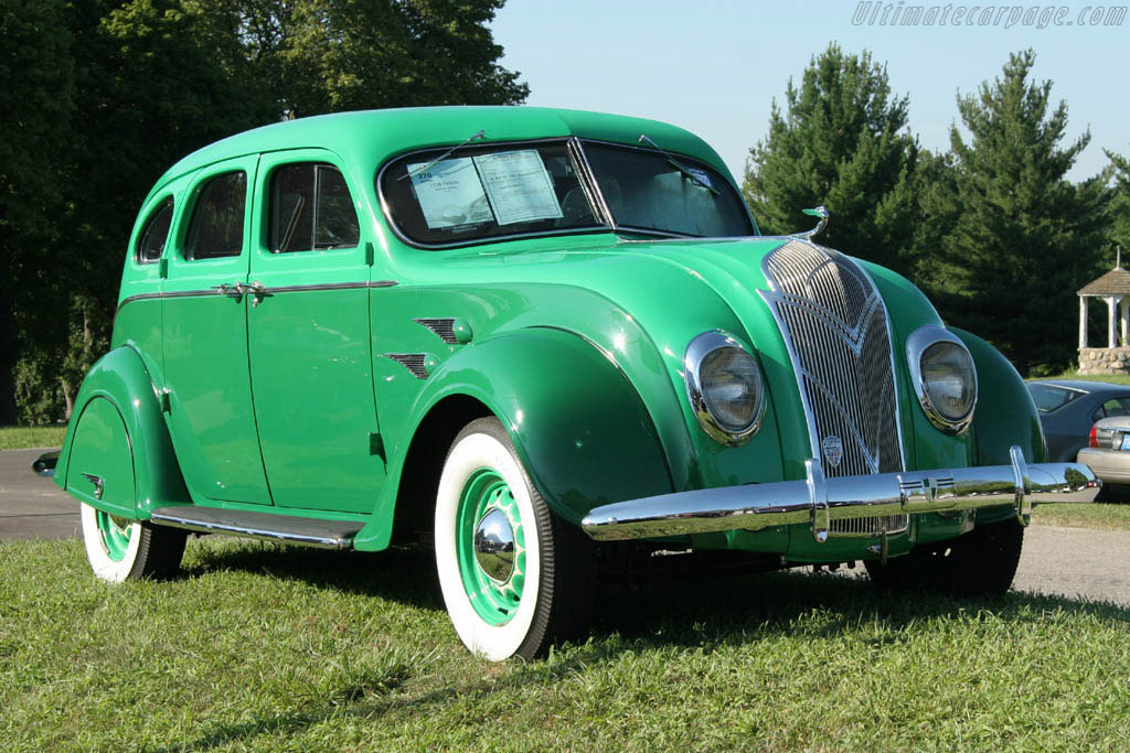 DeSoto Airflow Sedan - Chassis: 5092645   - 2006 Meadow Brook Concours d'Elegance