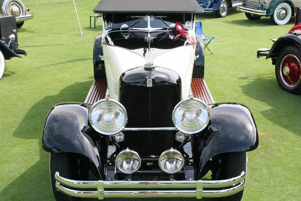 DuPont Model H Merrimac Sport Phaeton    - 2006 Meadow Brook Concours d'Elegance