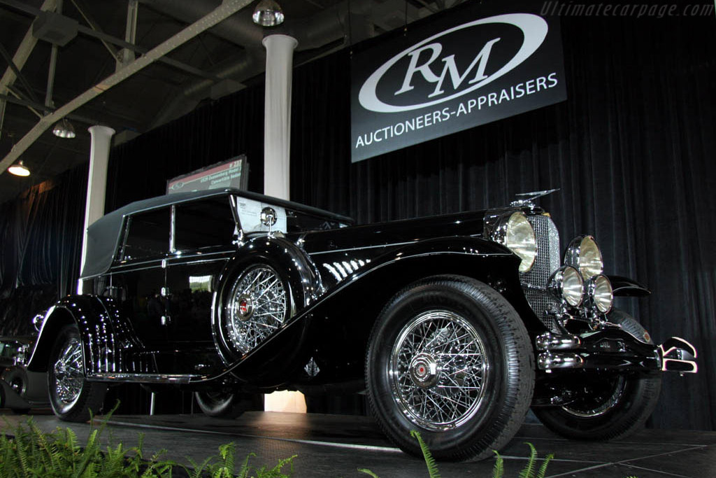 Duesenberg Model J Convertible Sedan - Chassis: 2284 J-262   - 2006 Meadow Brook Concours d'Elegance