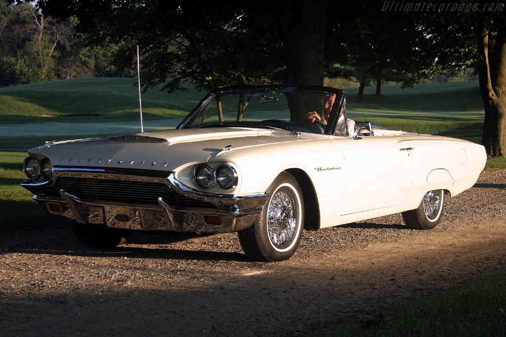 Ford Thunderbird    - 2006 Meadow Brook Concours d'Elegance