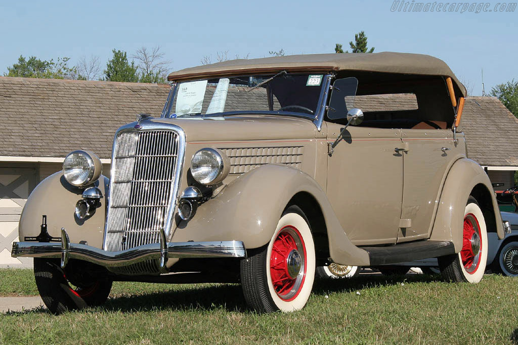 Ford V8 Deluxe Phaeton - Chassis: 181983449   - 2006 Meadow Brook Concours d'Elegance