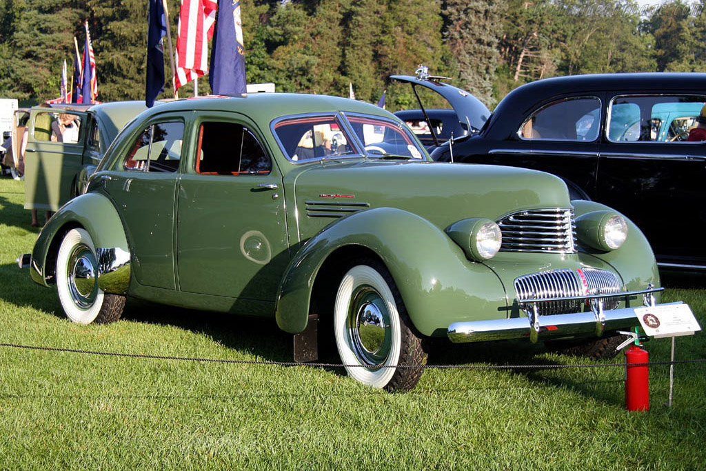 Graham Supercharged Hollywood Coupe    - 2006 Meadow Brook Concours d'Elegance