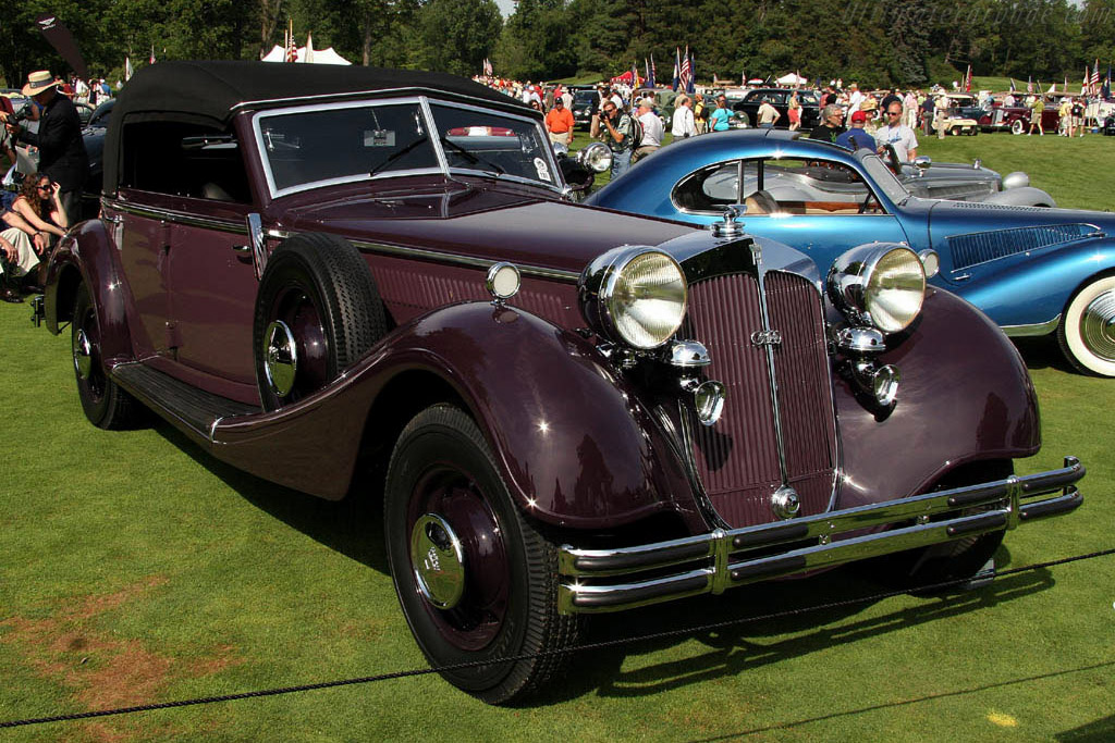 Horch 853 Phaeton    - 2006 Meadow Brook Concours d'Elegance