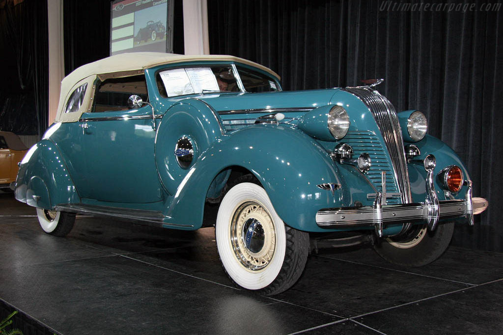 Hudson Deluxe Eight Convertible - Chassis: 743063   - 2006 Meadow Brook Concours d'Elegance