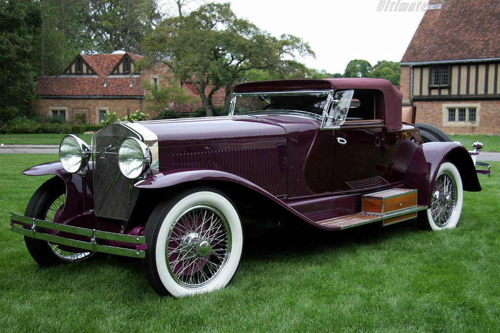 Isotta Fraschini Tipo 8 A S LeBaron    - 2006 Meadow Brook Concours d'Elegance