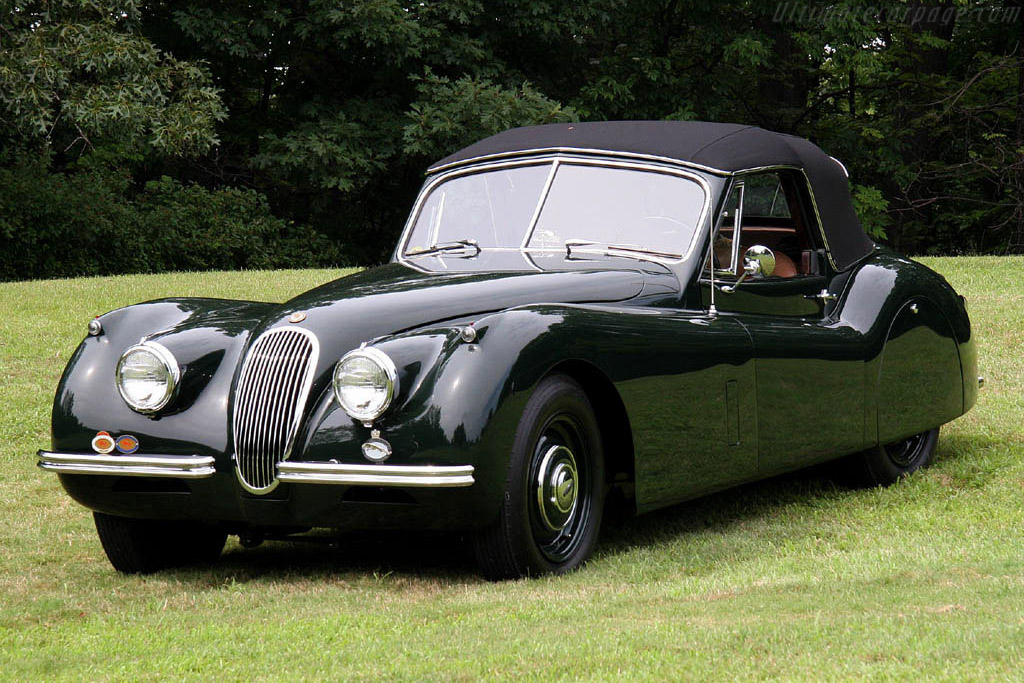 Jaguar XK 120 Drop Head Coupe    - 2006 Meadow Brook Concours d'Elegance