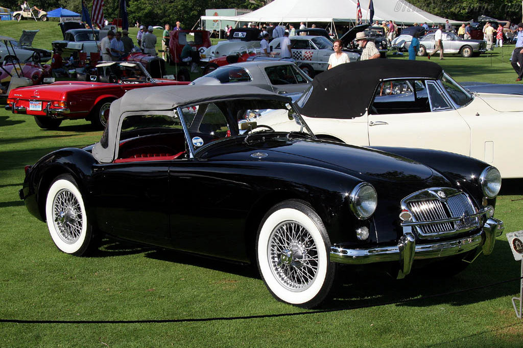 MG A Roadster    - 2006 Meadow Brook Concours d'Elegance