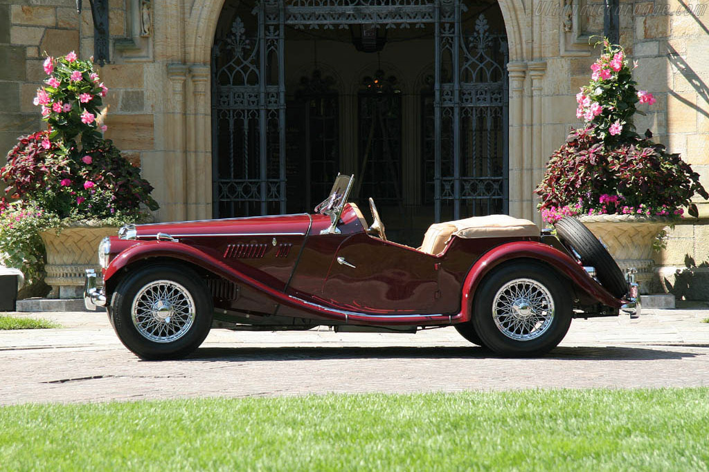 MG TF 1500    - 2006 Meadow Brook Concours d'Elegance