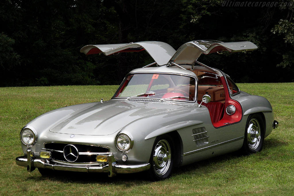 Mercedes benz 300 sl gullwing coupe 2006 meadow brook for 1946 mercedes benz