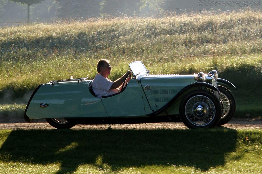 Morgan F Super 3 Wheel Roadster    - 2006 Meadow Brook Concours d'Elegance