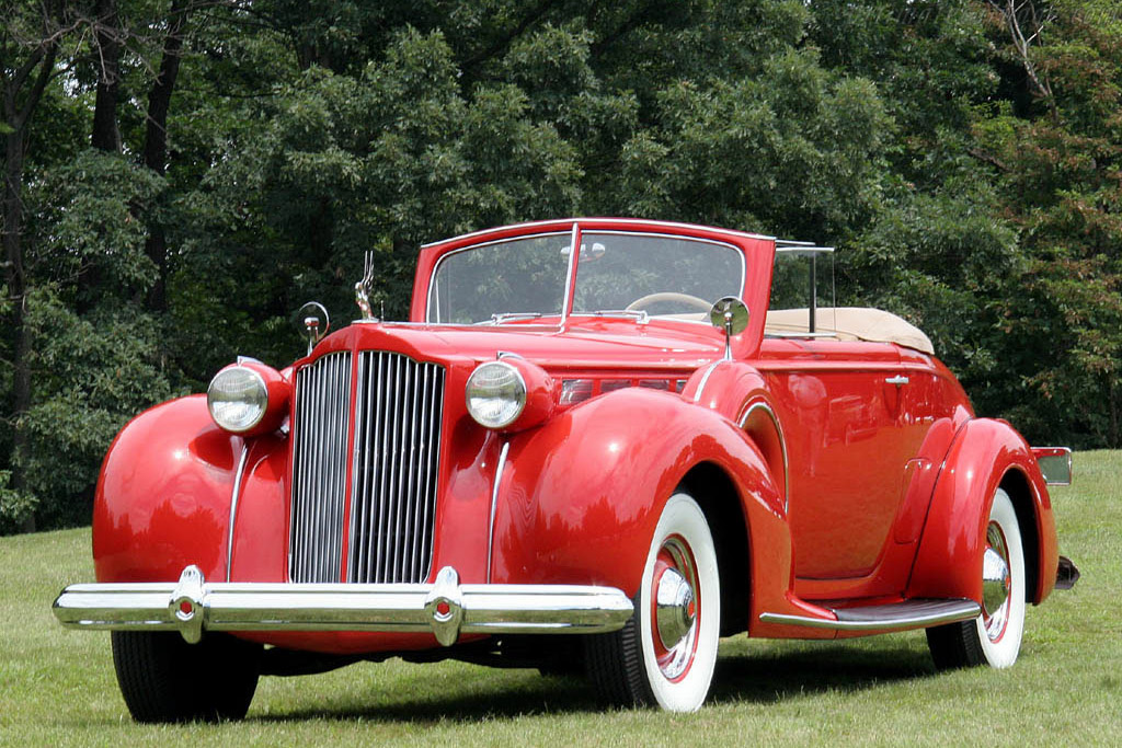 Packard Coupe Roadster    - 2006 Meadow Brook Concours d'Elegance
