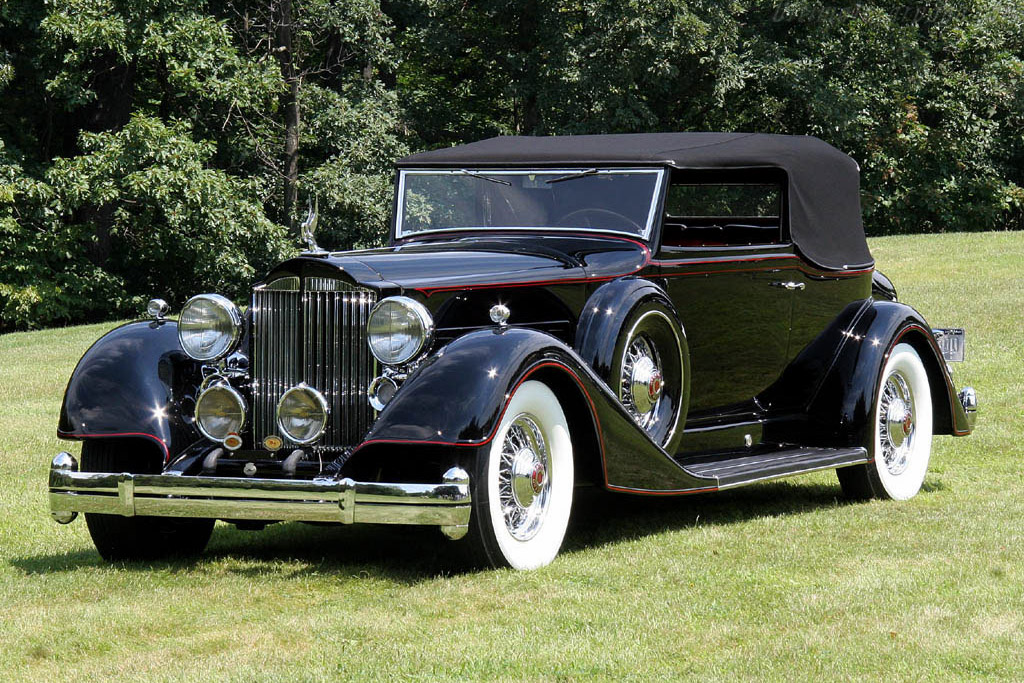 Packard Dietrich Victoria    - 2006 Meadow Brook Concours d'Elegance