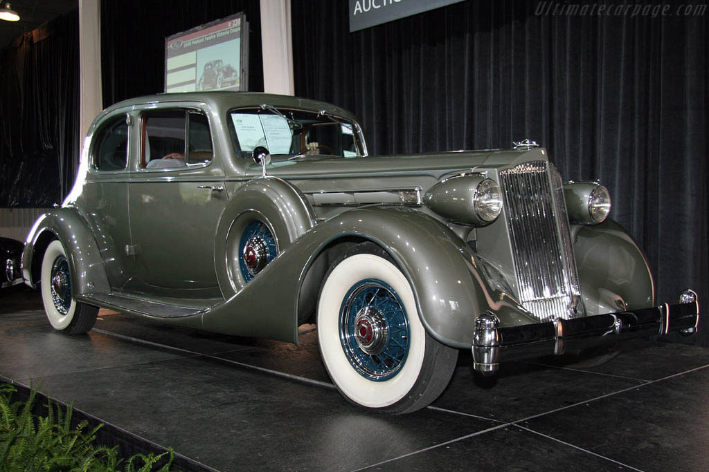 Packard Twelve Victoria Coupe - Chassis: 903174   - 2006 Meadow Brook Concours d'Elegance