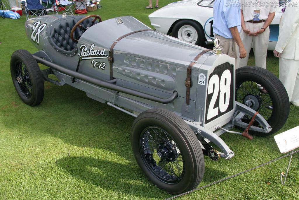 Packard Twin Six Racer    - 2006 Meadow Brook Concours d'Elegance